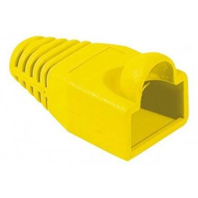 Manchon RJ45 6mm jaune