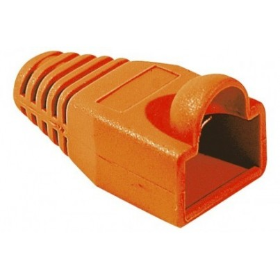 Manchon RJ45 6mm orange