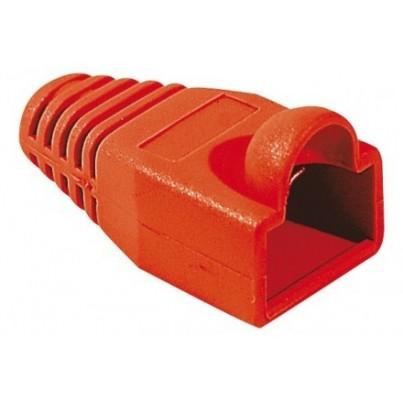 Manchon RJ45 6mm rouge