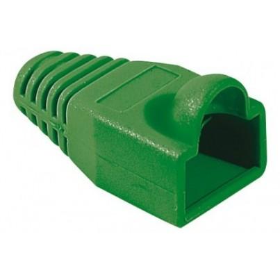 Manchon RJ45 6mm vert
