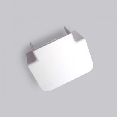 Angle de descente PVC 80x54