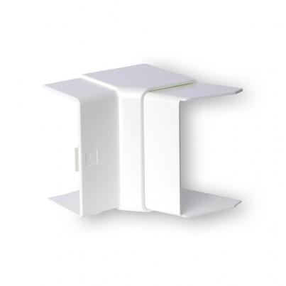 Angle intérieur PVC 80x54