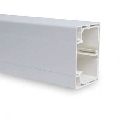 Goulotte PVC 80x54