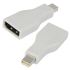 Adaptateur Mini DisplayPort M / DisplayPort F