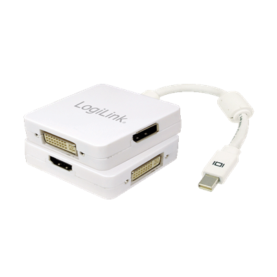 Adaptateur Mini DisplayPort M / HDMI -DVI-Displayport