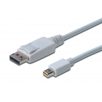 Cordon Mini DisplayPort M/ Displayport M 1m