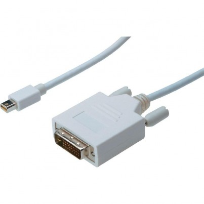 Cordon Mini DisplayPort M / DVI-D 1m