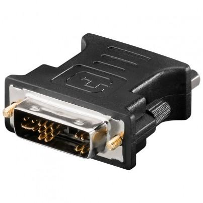 Adaptateur DVI-I M / VGA F
