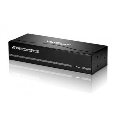 Distributeur 4 x VGA + Audio sur RJ45
