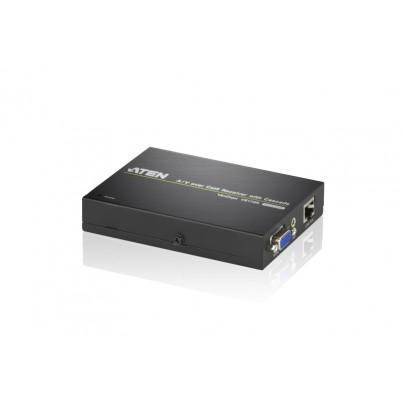 Récepteur VGA + Audio sur RJ45 (150m)