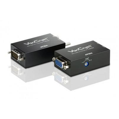 Vidéo Extendeur VGA+Audio sur RJ45 (150m)