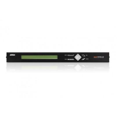 Matrice Vidéo 8 x 8 VGA + Audio sur IP