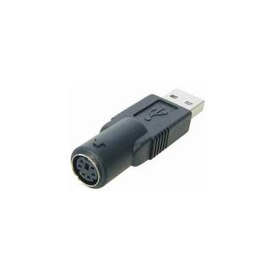 Adaptateur USB mâle à PS2 femelle passif