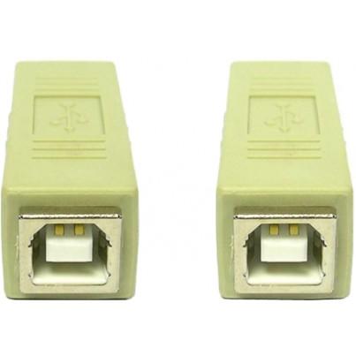 Adaptateur USB B Femelle/Femelle