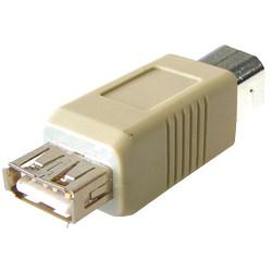 Adaptateur USB A Femelle / B Mâle