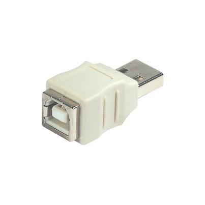 Adaptateur USB A Mâle / B Femelle