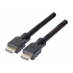 Cordon HDMI 4K -Ultra HD noir 5m