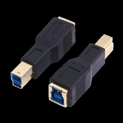 USB 3.0 B Mâle / B Femelle