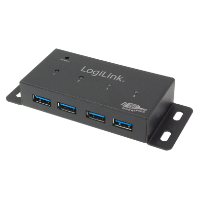 Hub industriel USB3.0 4 ports