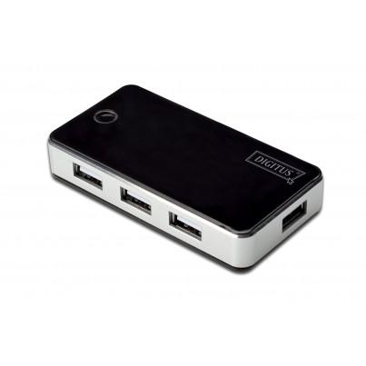 Mini Hub USB 2.0 7 ports