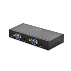 Emetteur 2 ports VGA par RJ45