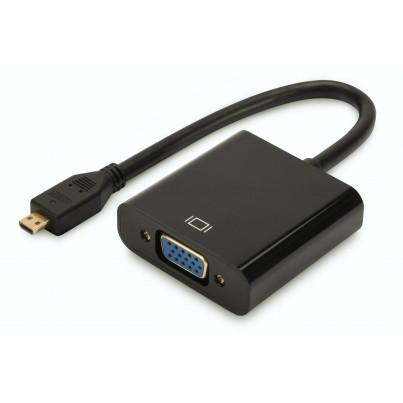 Convertisseur micro HDMI vers VGA