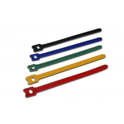 Serre cable Velcro® 150x13mm couleur 100pcs