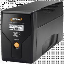 X3 EX LCD USB 500