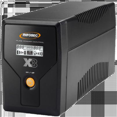 X3 EX LCD USB 650