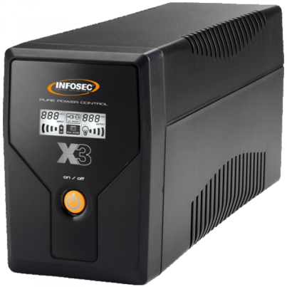 X3 EX LCD USB 1000