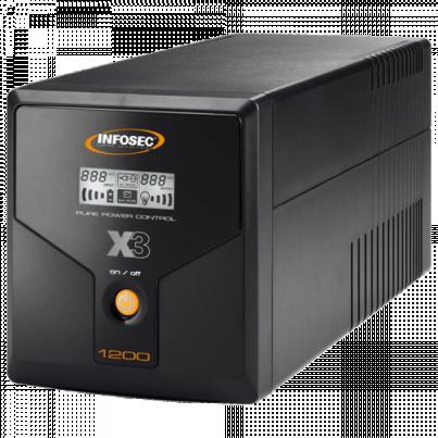 X3 EX LCD USB 1200