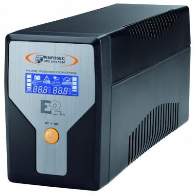 E2 LCD 600