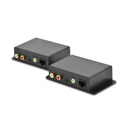 Prolongateur audio - jusqu'à 600 m