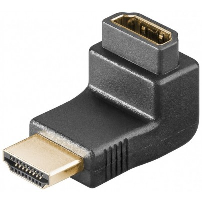 Adaptateur HDMI coudé 90° -Type B