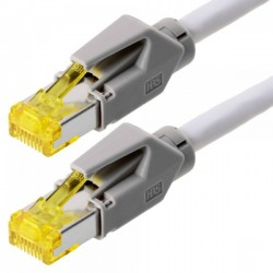 Cordon CAT6a Snagless TM31 Gris 7,50m