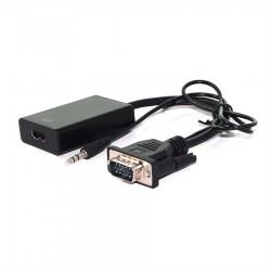 VGA femelle / HDMI-A femelle