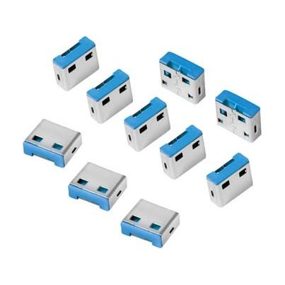 Kit 10 verrouillages USB