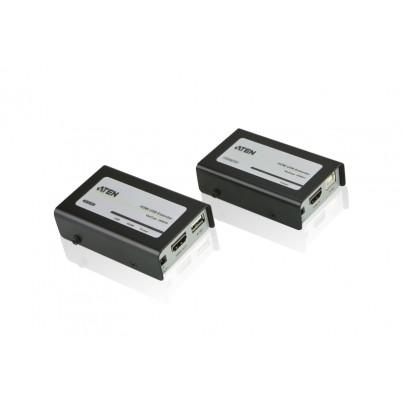 Extendeur HDMI RJ45 + USB (60m)