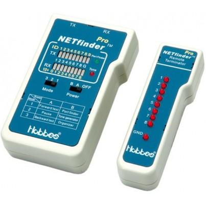 Testeur Réseau NETfinder Pro