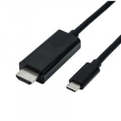 Cordon USB-C vers HDMI 1m