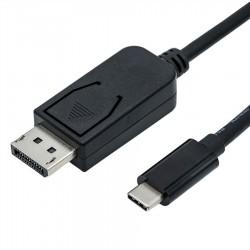 Cordon USB-C vers Displayport 2m